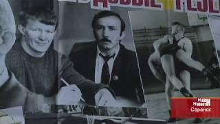 Борьба Комарова Альмяшева