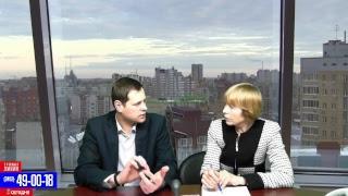 В эфире: Виталий Левенков, о материнском капитале