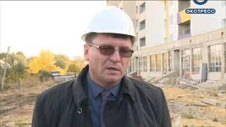 Компания «Термодом» достроит два «замороженных» дома