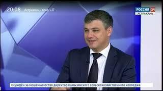Интервью с председателем Комитета Госдумы РФ по охране здоровья Дмитрием Морозовым
