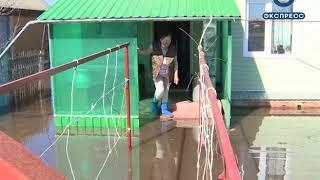В Нижнем Ломове 10 апреля ожидается пик паводка
