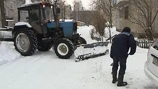 В Ярославле обсудили качество уборки снега