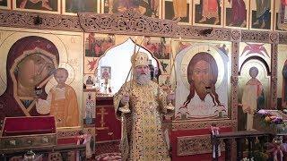 В Тундрино освятили восстановленный храм