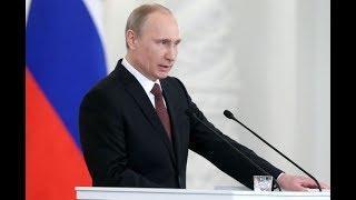 Владимир Путин 7 мая официально вступит в должность