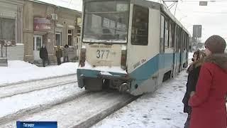 Электротранспорт в Таганроге: городские власти обещают погасить долг перед энергетиками