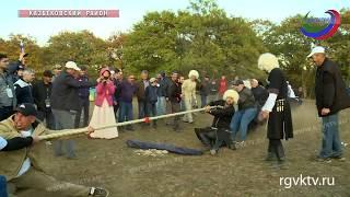 В Казбековском районе республики прошел Международный турнир по 3D-стрельбе из лука