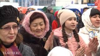В Горно-Алтайске отметили Наурыз