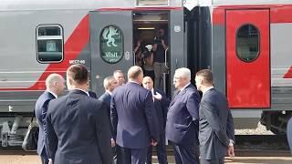 Полпред президента РФ в УрФО оценил ход реконструкции жд-вокзала Тюмени