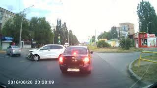 ДТП 26.06.18 ул.Мира Тольятти.