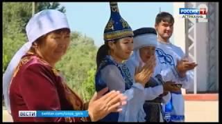 Губернатор Астраханской области удостоен юбилейной награды Казахстана