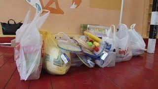 В день защиты детей волонтеры дарили подарки воспитанникам Ялгинского детского дома школы