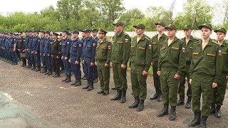 В Рузаевке прошёл республиканский День призывника
