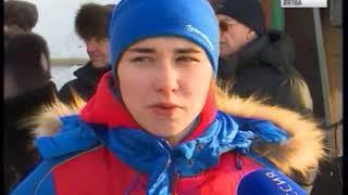 Соревнования по конькобежному спорту на приз имени Кирова (ГТРК Вятка)