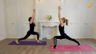 Заряд бодрости #145. Аштанга йога.  Базовый комплекс для укрепления всего тела