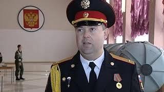 160 первокурсников Ярославского кадетского колледжа приняли клятву кадета