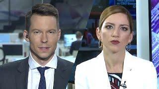 Выпуск новостей в 20:00 CET с Артемом Филатовым и Екатериной Котрикадзе