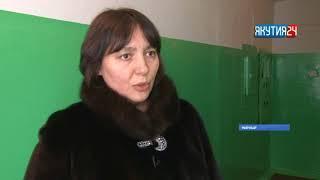 «Активный гражданин» ремонтирует подъезды в Мирном