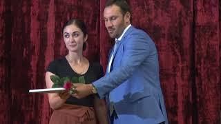 Сотрудники Госкомрегистра получили правительственные награды