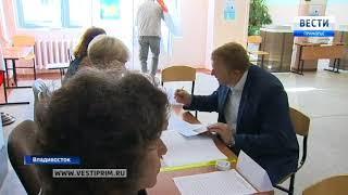 Второй тур выборов губернатора Приморья состоится до конца сентября