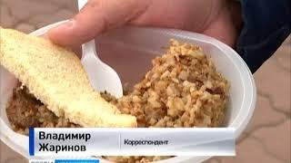 В Красноярске прошла первая вахта памяти
