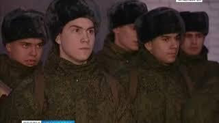 В Красноярске установят памятник Призывнику и Матери