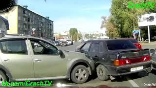 Новая подборка ДТП и аварии от «Crach TV» за 03.07.2018_Видео №104. ДТП