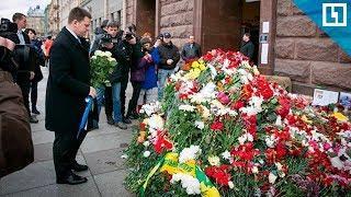 Теракт в метро Петербурга. Год спустя