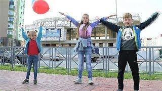Школьники Ханты-Мансийска станцевали для водителей