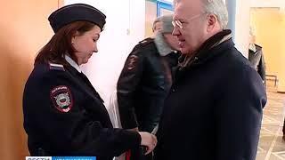 Выпуск Вести Красноярск от 15 марта 2018