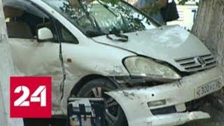 """""""Тойота"""" не ушла от погони: водителя застрелили среди бела дня - Россия 24"""