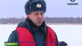 Пензенцев предупреждают об опасности весеннего льда