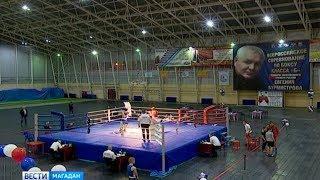 17-й боксерский турнир памяти Бурмистрова открылся в Магадане