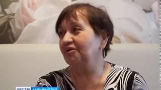 ГТРК «Калининград» побывала в гостях у внучки фронтовика, штурмовавшего Кёнигсберг