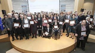 Премия гражданина Европы за приём мигрантов