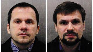 Петров и Боширов вышли из тени