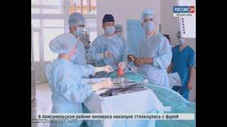 В Чебоксарах провели уникальную операцию на щитовидной железе