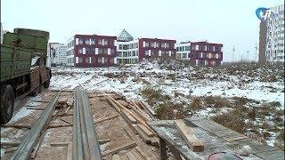 В «Ивушках» началось строительство детского сада