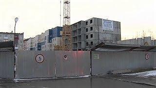 Квартиры, в 9 недостроенных домах, ждут обманутые югорские дольщики