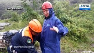 """Приморские спасатели отрабатывали свое мастерство на телеоператоре ГТРК """"Владивосток"""""""