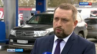 В Барнауле проверили, насколько качественный бензин продают на АЗС