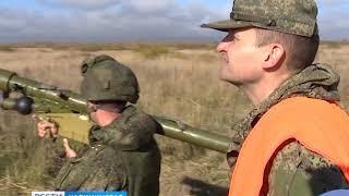 На Балтфлоте подразделения противовоздушной обороны выполнили боевые стрельбы
