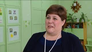Вера Новикова-лучший учитель России (с. Мазунино)