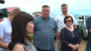 09 07 2018 Бречалов приостановил выдачу участков под жилищное строительство в микрорайоне Люлли