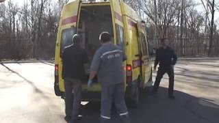 Вертолетом доставили ребенка в тяжелом состоянии из Биробиджана в Хабаровск(РИА Биробиджан)