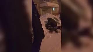 МП Сводка  Соседи  наказали  автохама  Место происшествия 09 02 2018 #4