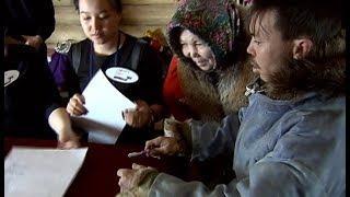 В Югре первые избиратели проголосовали за президента России