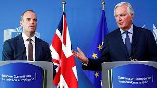 """""""Брексит"""": соглашение должно быть к ноябрю"""