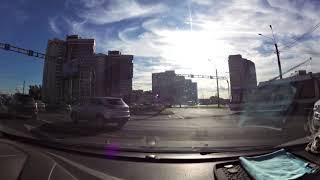 ДТП 29 09 18 Спб., ул. Софийская