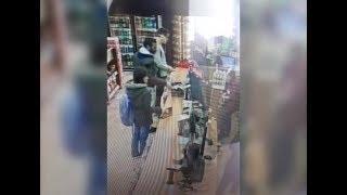 В Уфе наглый карманник попал на видео в момент кражи