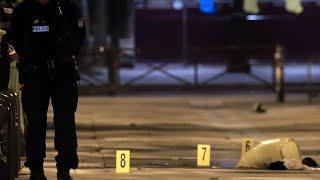 Нападение в Париже: есть пострадавшие